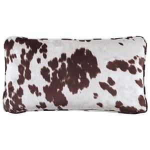 Signature Design by Ashley Pillows Dagan Brown/Cream Pillow