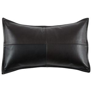 Signature Design by Ashley Pillows Brennen Black Pillow