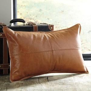 Signature Design by Ashley Pillows Brennen Brown Pillow