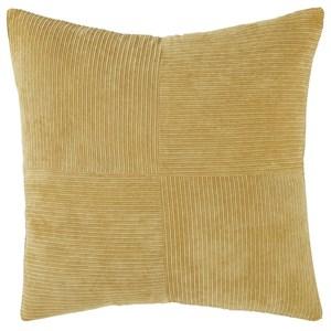 Jinelle Ochre Pillow