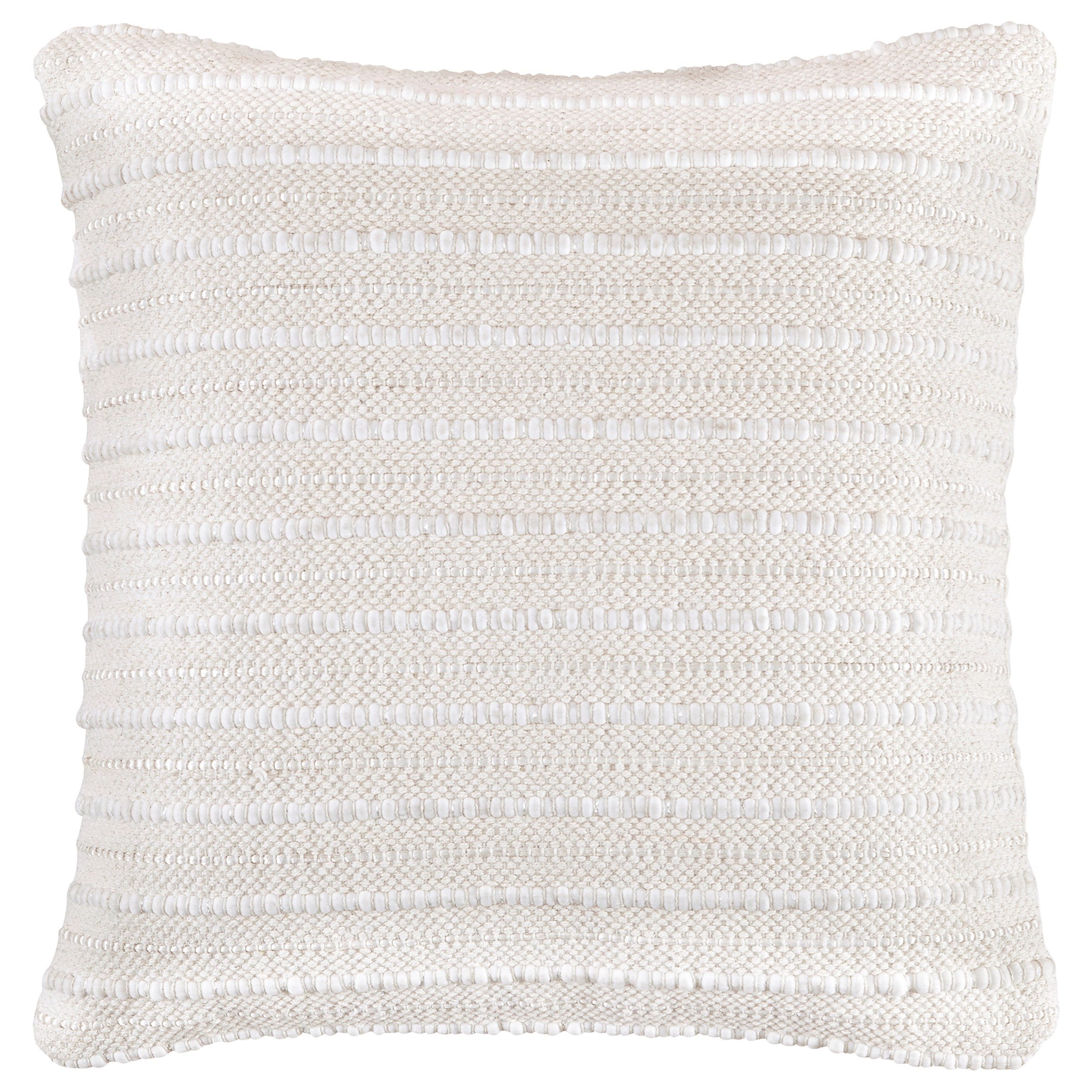 Pillows Theban Cream Pillow by Signature Design by Ashley at Houston's Yuma Furniture