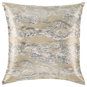 Matar Metallic Pillow