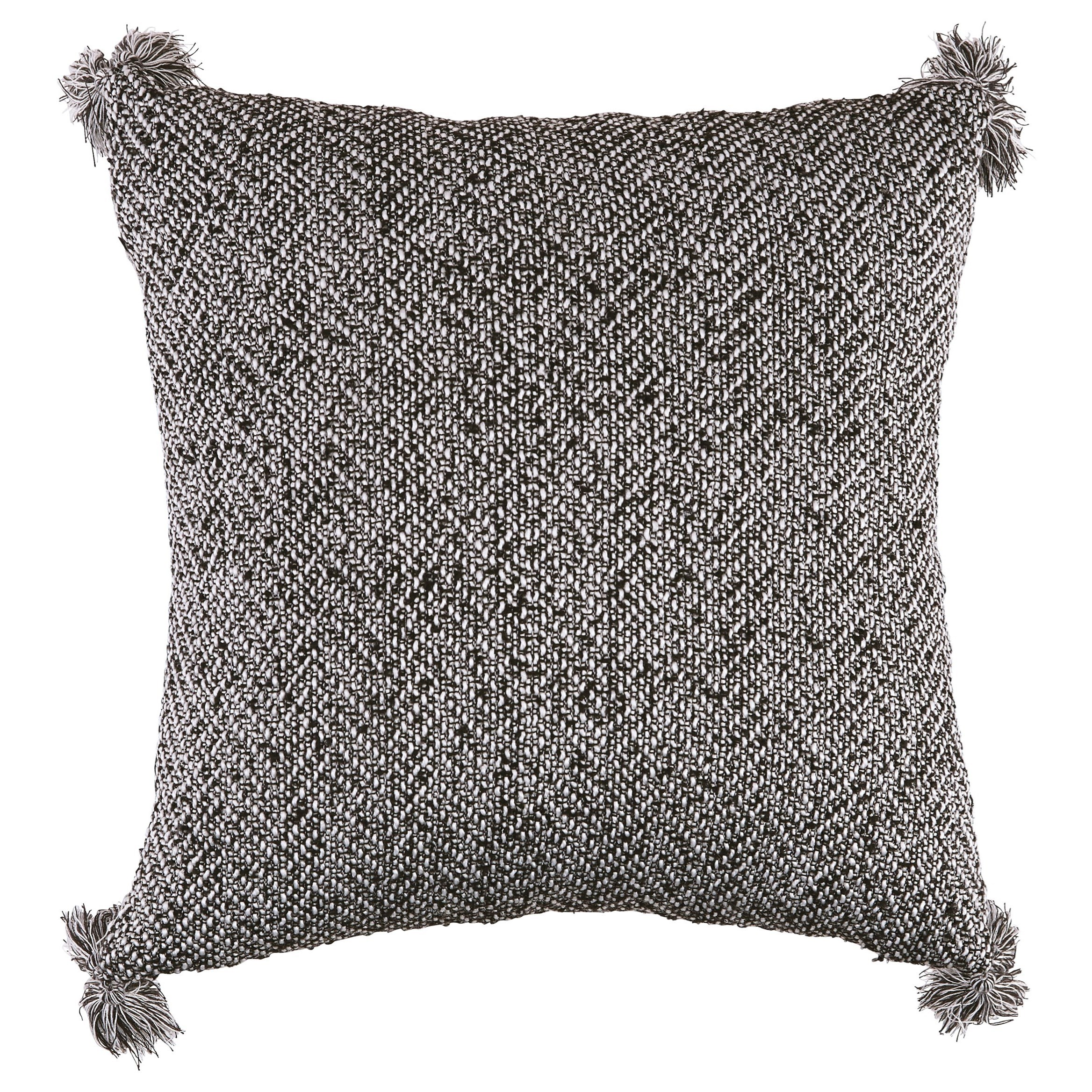 Pillows Riehl Black Pillow by Ashley (Signature Design) at Johnny Janosik