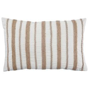Signature Design by Ashley Pillows Zackery Natural Pillow