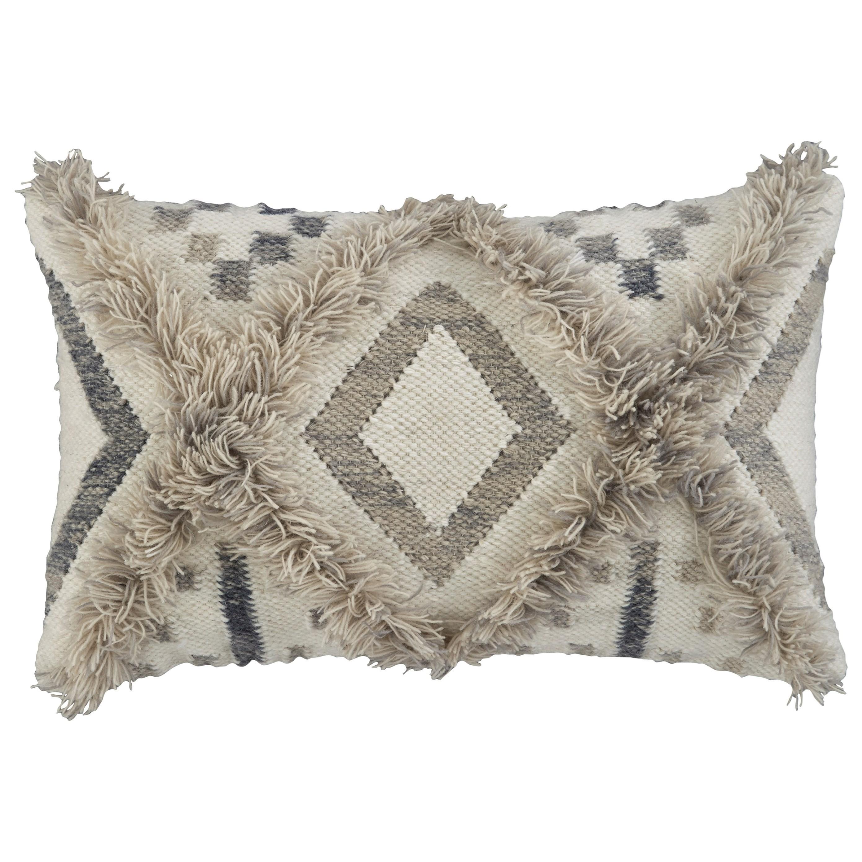 Pillows Liviah Natural Pillow by Ashley (Signature Design) at Johnny Janosik