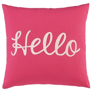 Signature Design by Ashley Pillows Shapeleigh - Pink Pillow