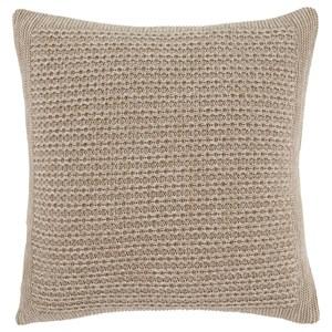 Signature Design by Ashley Pillows Wilsonburg Natural Pillow Cover