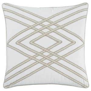 Signature Design by Ashley Pillows Morill - Marble Pillow Cover