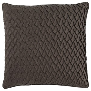 Signature Design by Ashley Pillows Orrington Brown Pillow Cover