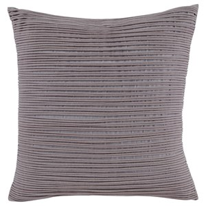 Signature Design by Ashley Pillows Lestyn Gray Pillow Cover