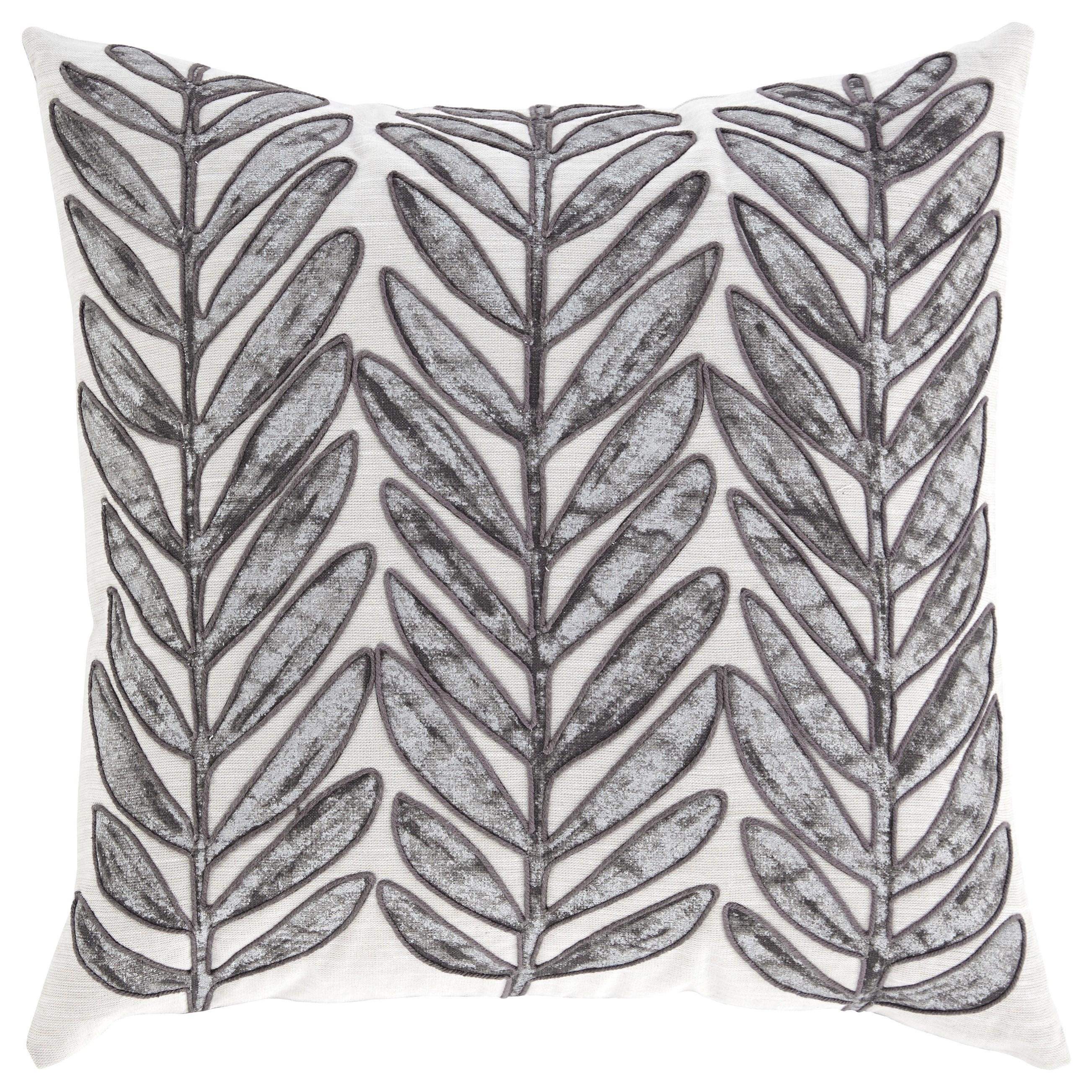 Pillows Masood Natural/Taupe Pillow by Benchcraft at Virginia Furniture Market