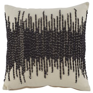 Warneka Charcoal/Cream Pillow