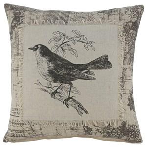 Monissa Black/Cream Pillow