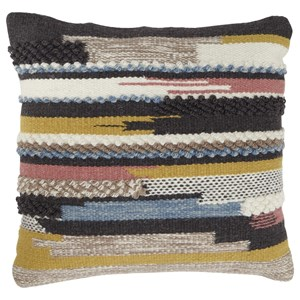 Rayford Multi Boho Pillow