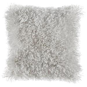 Jasmen White Pillow