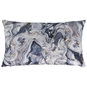 Carissa Gray/Blue Pillow