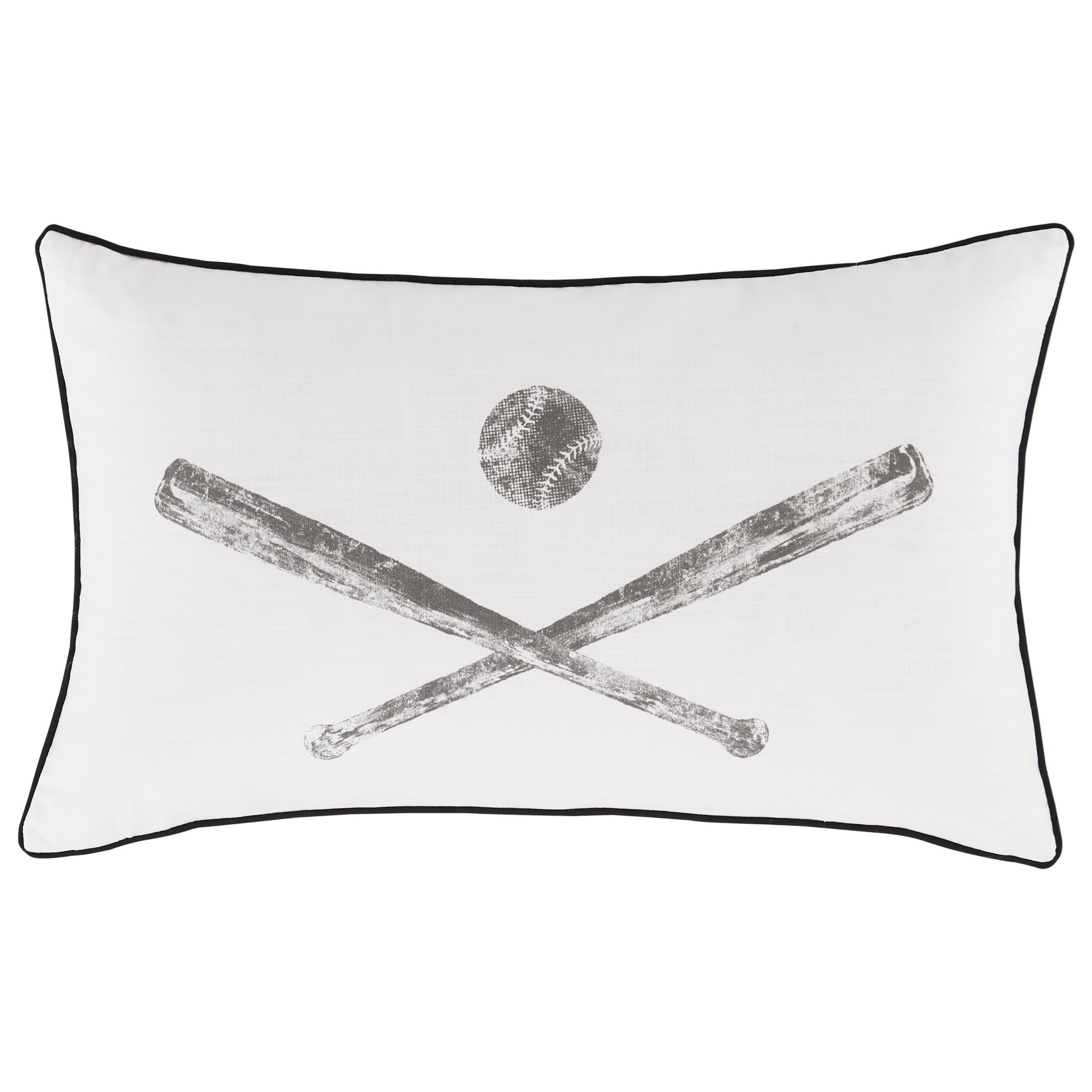 Pillows Waman Charcoal Pillow by Signature Design by Ashley at Zak's Warehouse Clearance Center