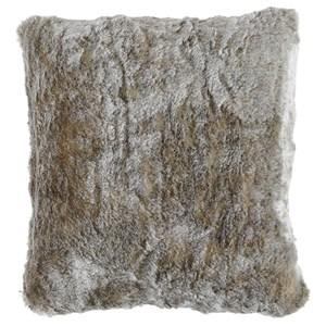 Raegan Gray Pillow