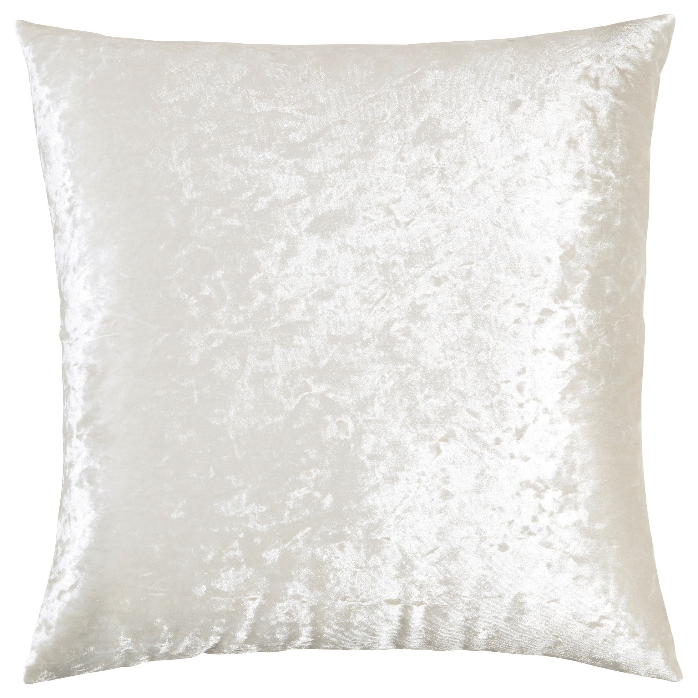 Pillows Misae Cream Pillow by Ashley (Signature Design) at Johnny Janosik