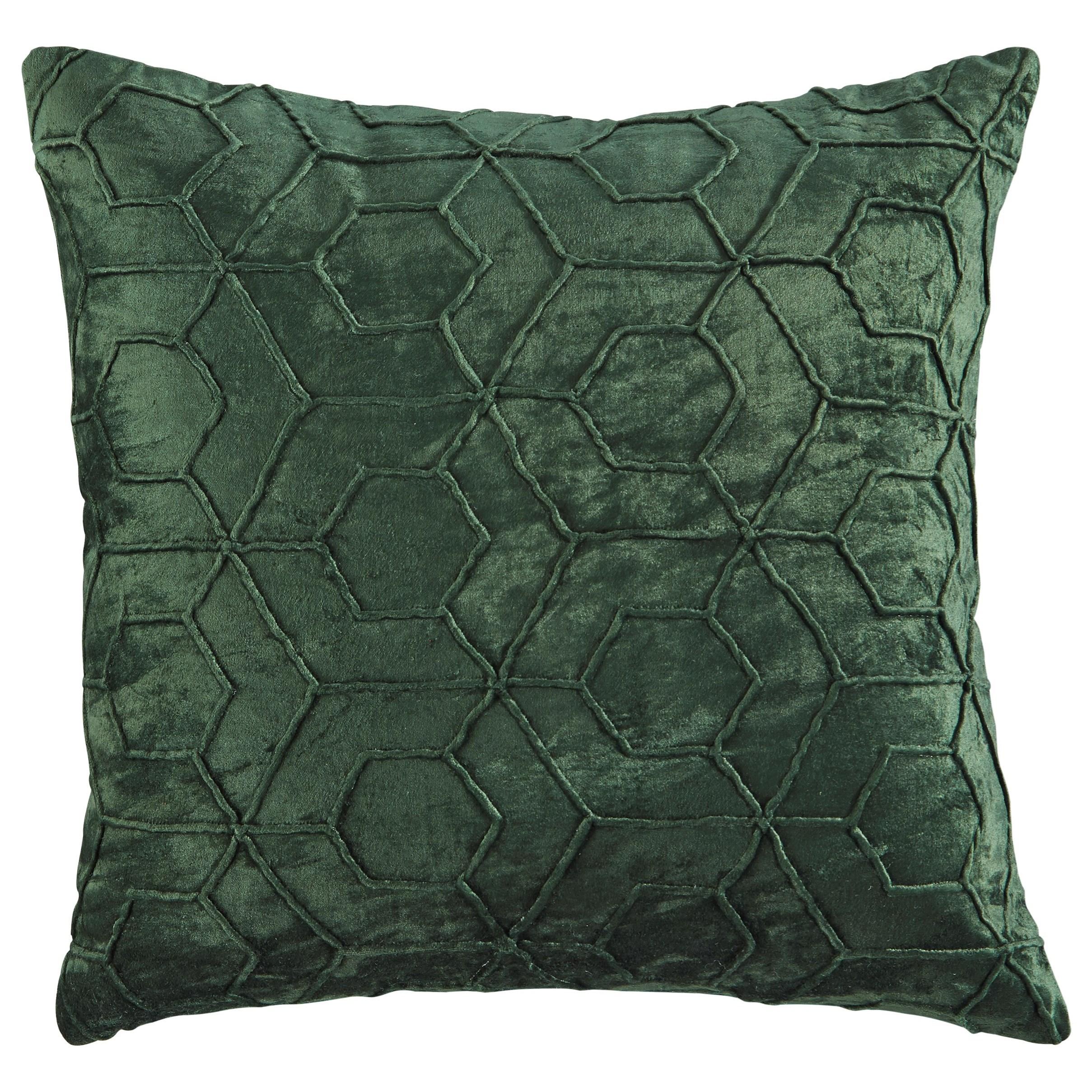 Pillows Ditman Emerald Pillow by Vendor 3 at Becker Furniture