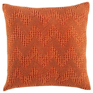 Dunford Rust Pillow