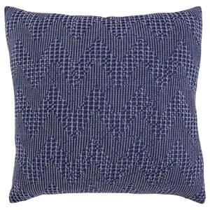 Dunford Navy Pillow