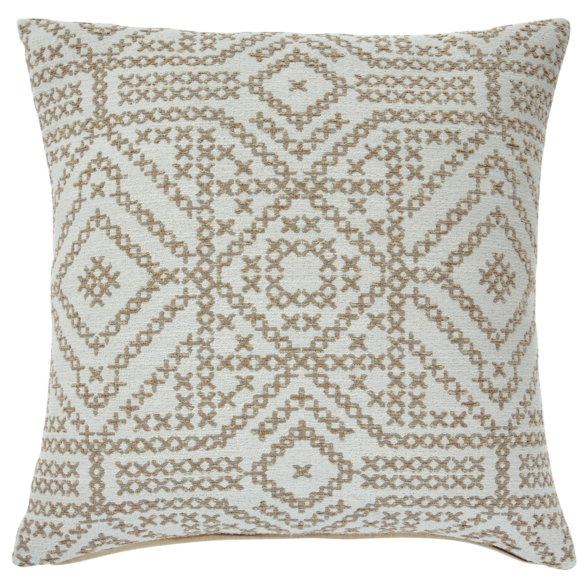 Pillows Jermaine Brown Pillow by Ashley (Signature Design) at Johnny Janosik