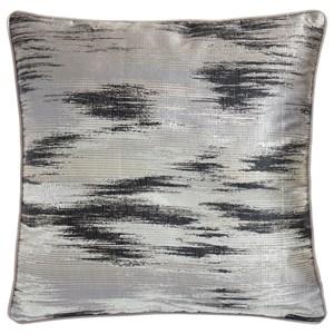 Martillo Silver/Black Pillow