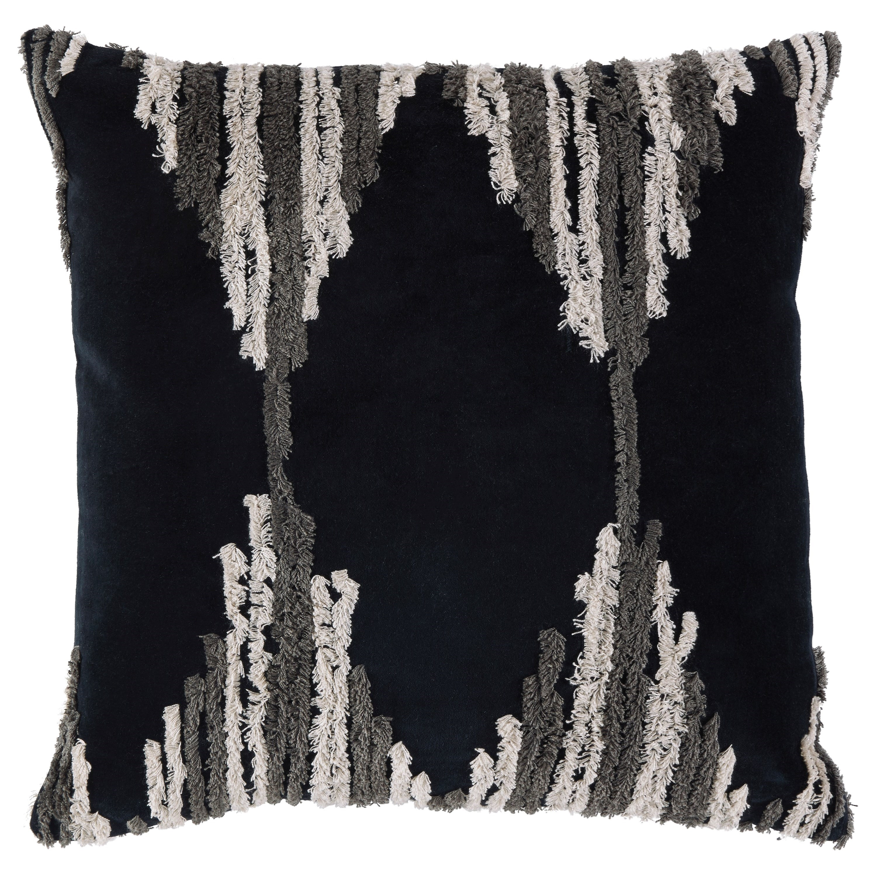 Pillows Waiden Charcoal Pillow by Signature Design by Ashley at Northeast Factory Direct