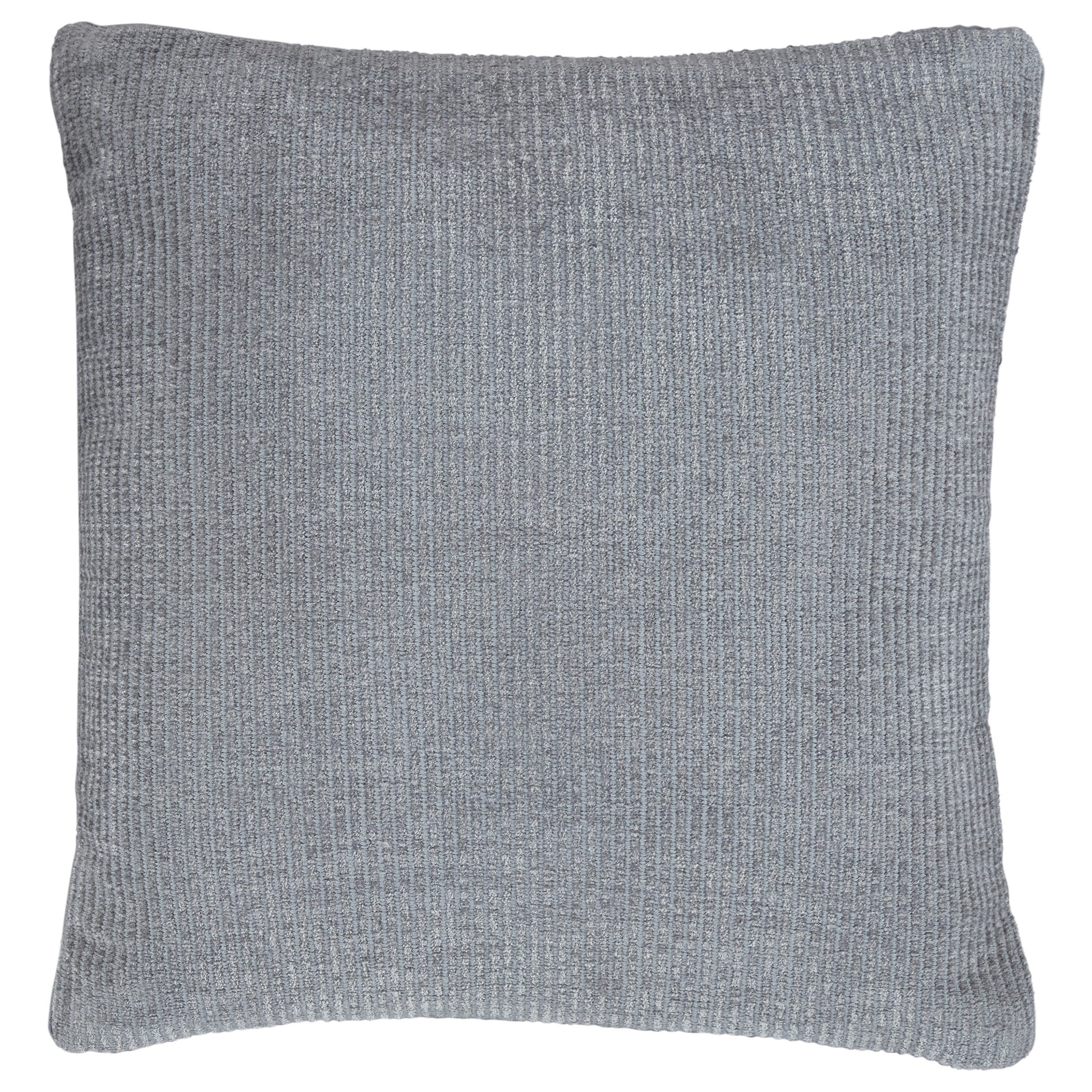 Pillows Larae Gray Pillow by Signature Design at Fisher Home Furnishings