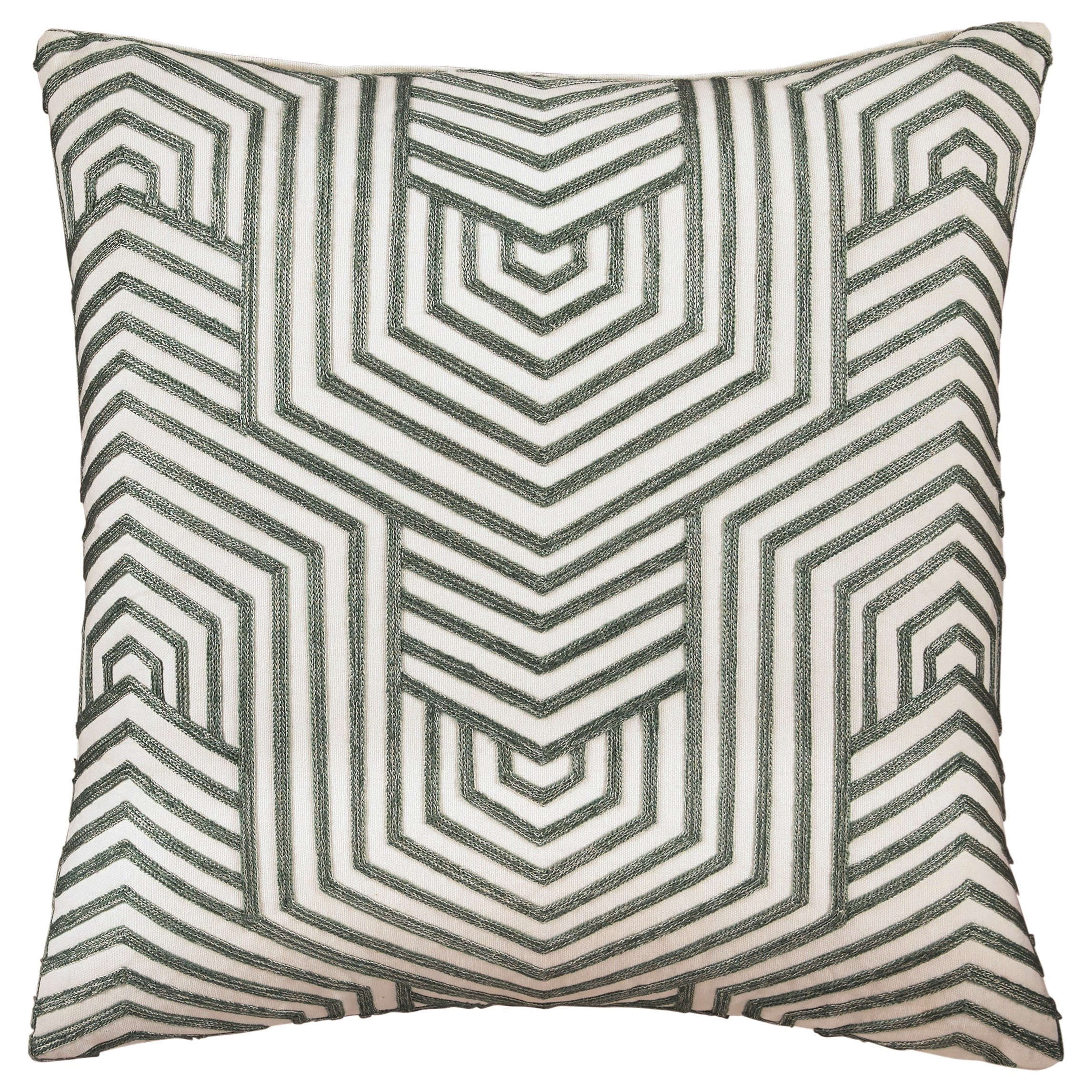 Pillows Adrik Green Pillow by Signature Design by Ashley at Furniture Barn