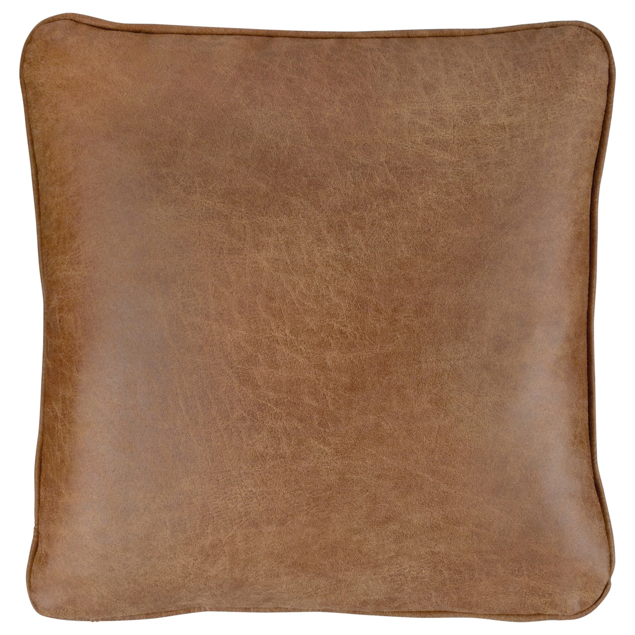 Pillows Cortnie Caramel Pillow by Signature Design by Ashley at Household Furniture