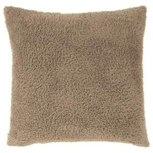 Hulsey Latte Pillow