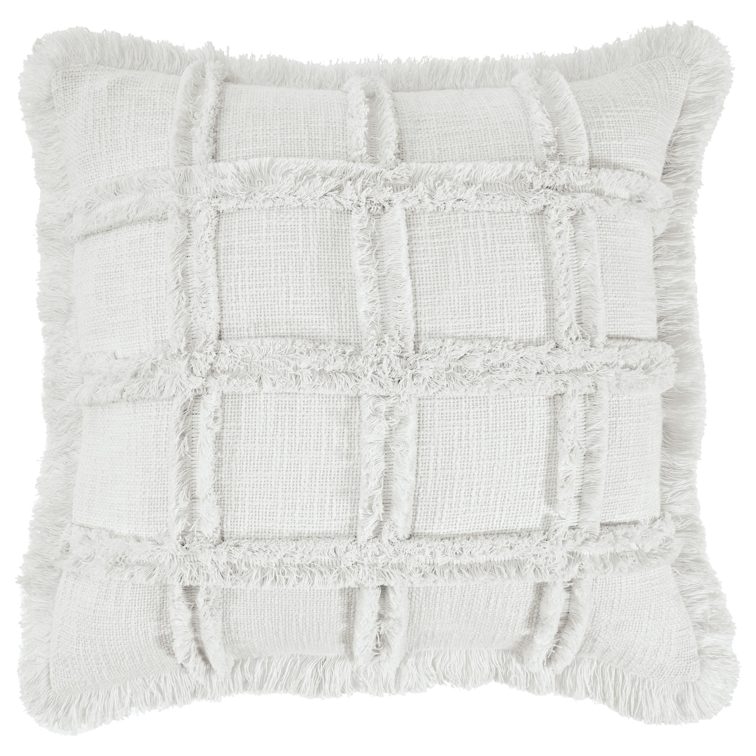 Pillows Henie Ivory Pillow by Signature Design by Ashley at Rife's Home Furniture
