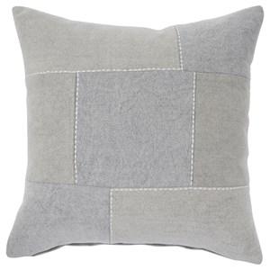 Lareina Gray/Tan Pillow