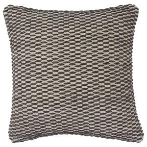 Bertin Gray/Natural Pillow