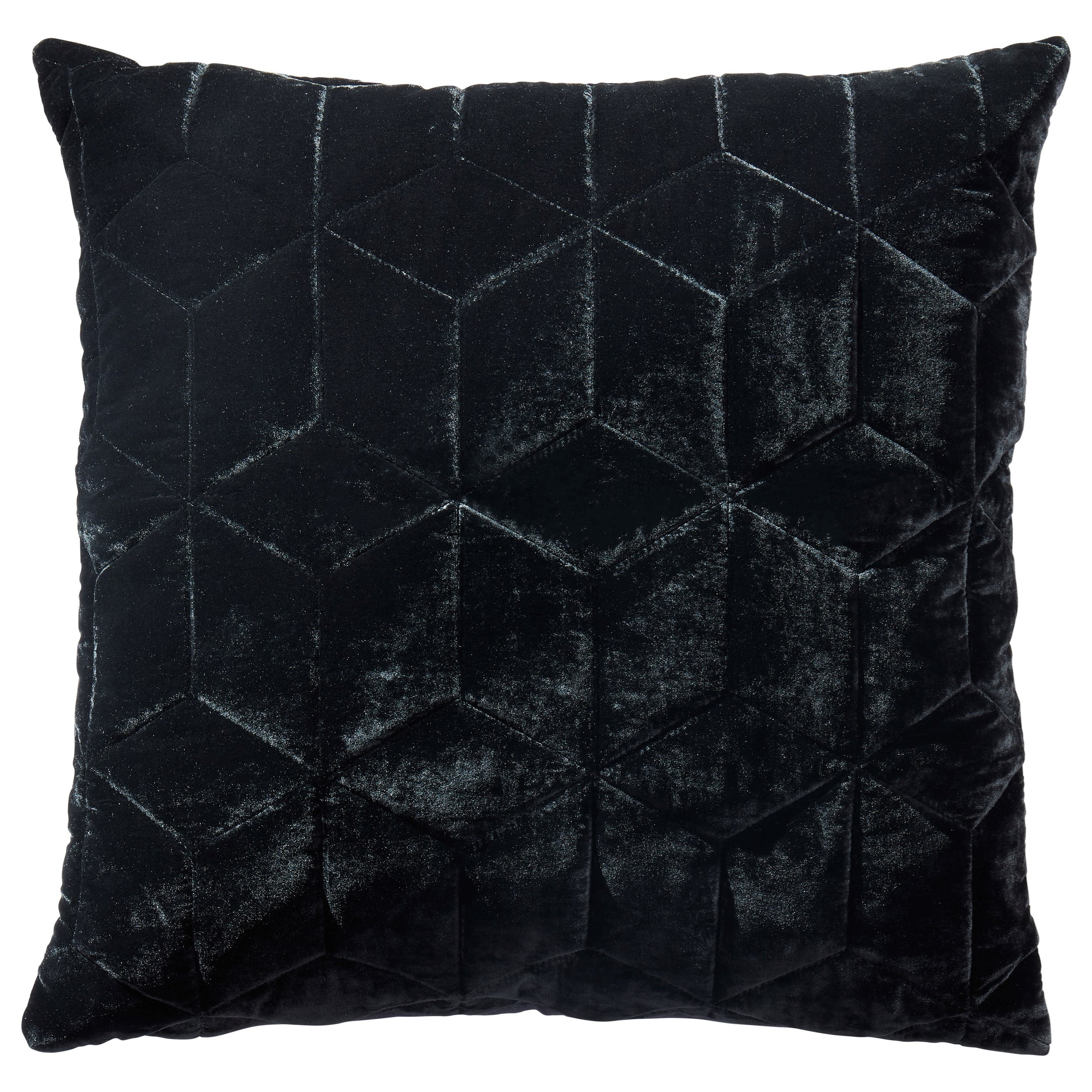 Pillows Darleigh Black Pillow by Ashley (Signature Design) at Johnny Janosik