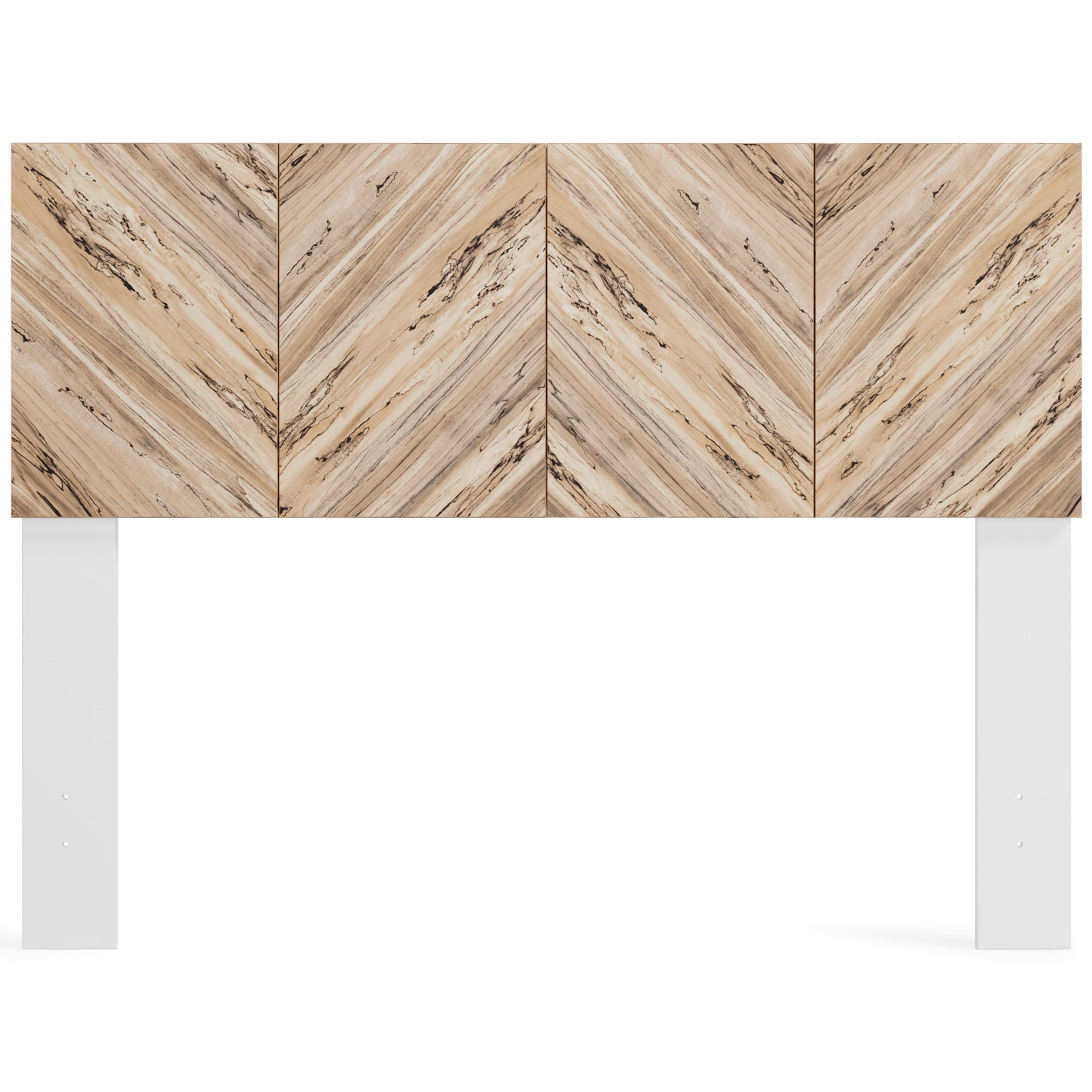 Piperton Full Panel Headboard by Ashley (Signature Design) at Johnny Janosik