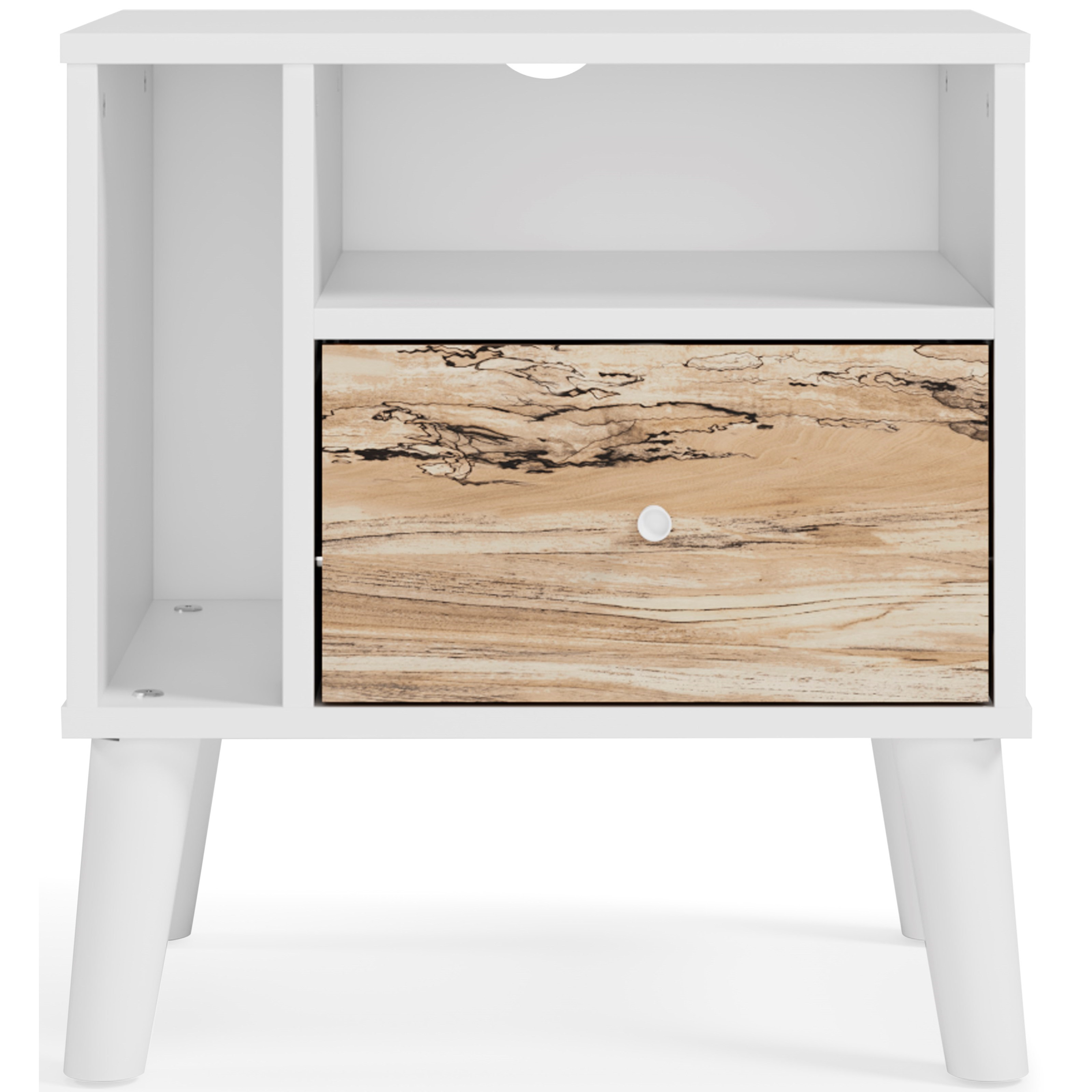 Piperton Nightstand by Signature Design by Ashley at Smart Buy Furniture
