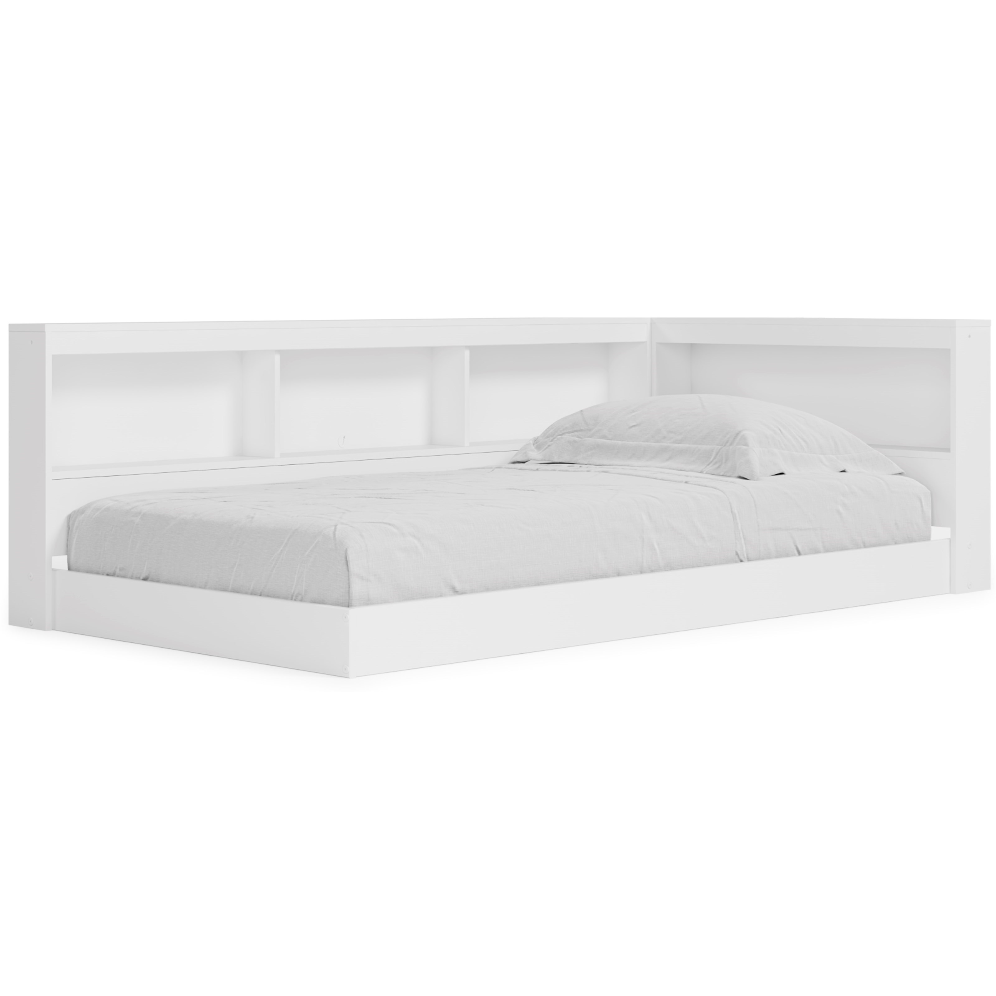 Piperton Twin Bookcase Storage Bed by Signature Design by Ashley at Northeast Factory Direct
