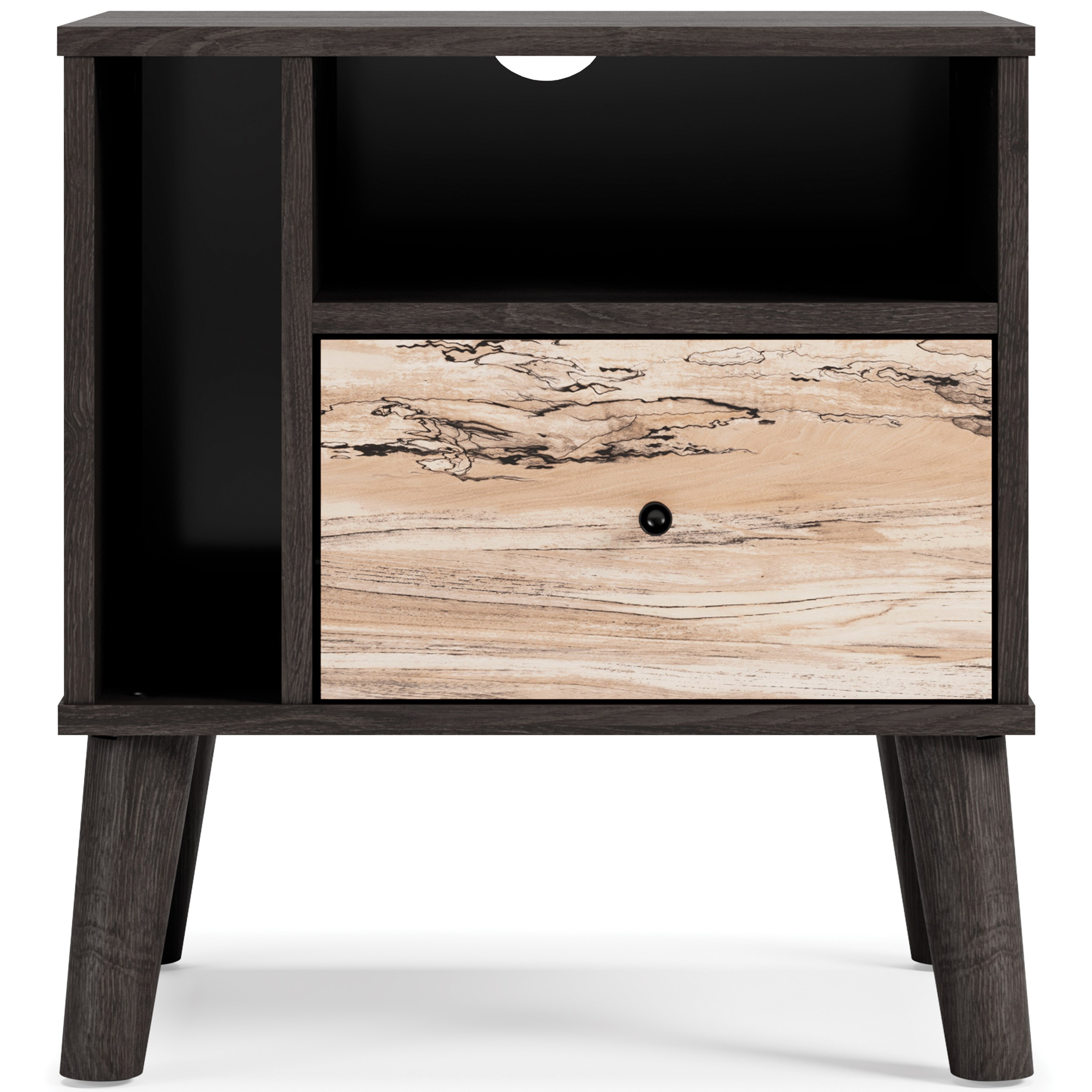 Piperton Nightstand by Signature Design by Ashley at Simply Home by Lindy's