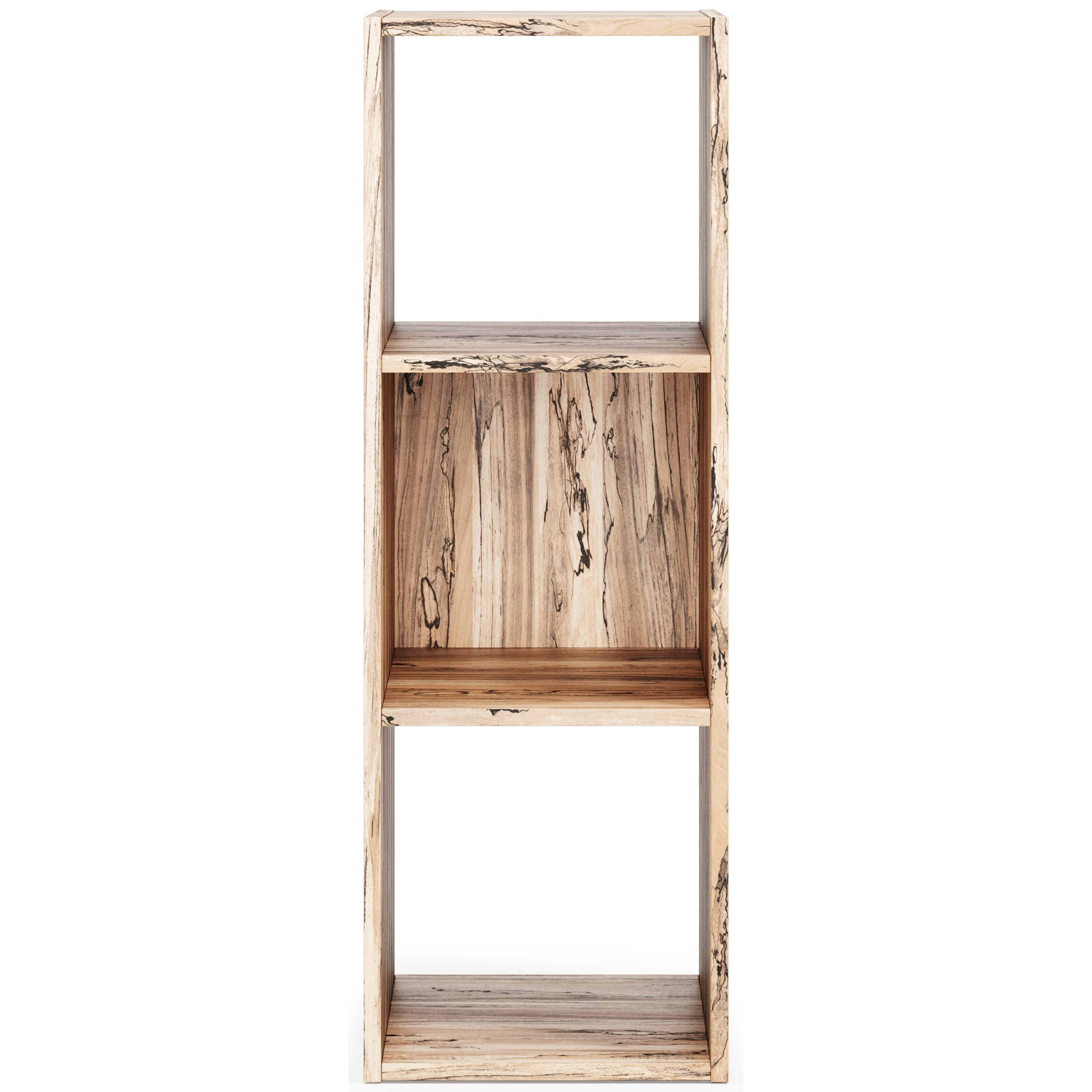 Piperton Three Cube Organizer by Signature Design by Ashley at Lindy's Furniture Company