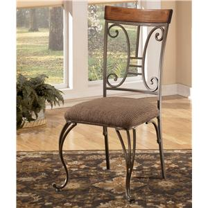 Signature Design by Ashley Plentywood Dining Upholstered Side Chair