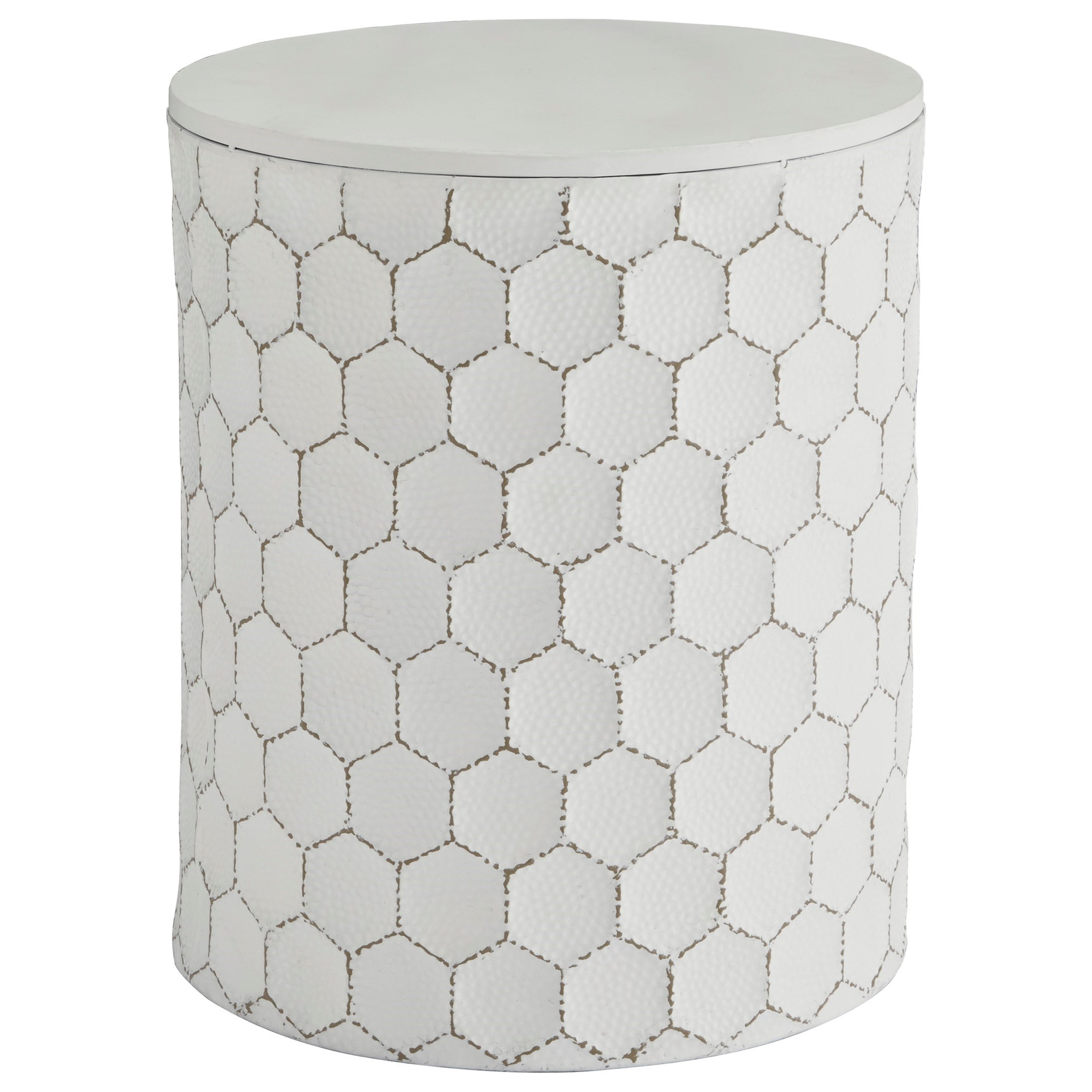 Polly Accent Table by Signature Design by Ashley at Red Knot