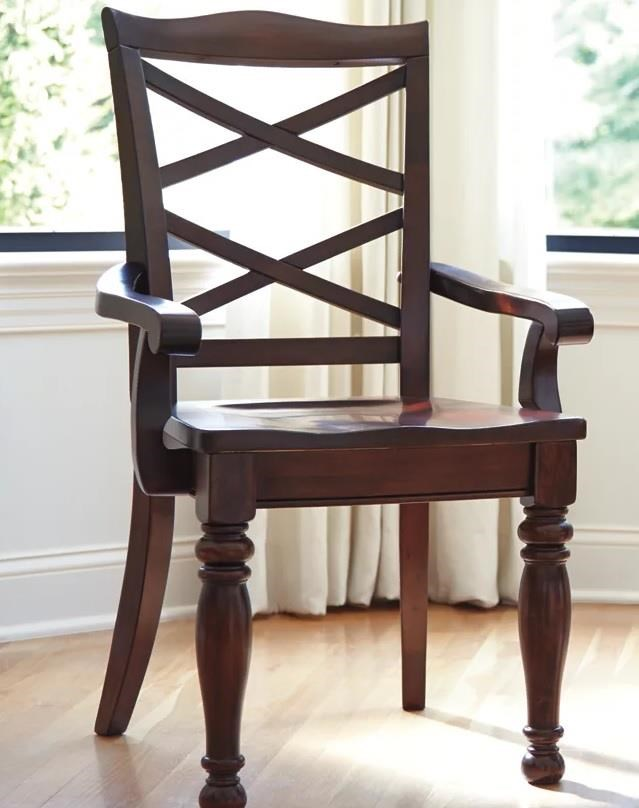 Porter Porter Arm Chair by Ashley at Morris Home