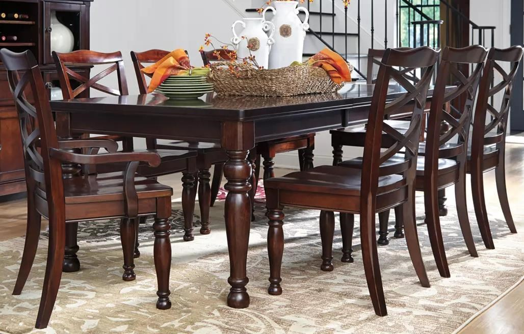 Porter Porter 5-Piece Dining Set by Ashley at Morris Home