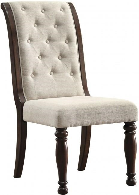 Porter Porter Upholstered Side Chair by Ashley at Morris Home