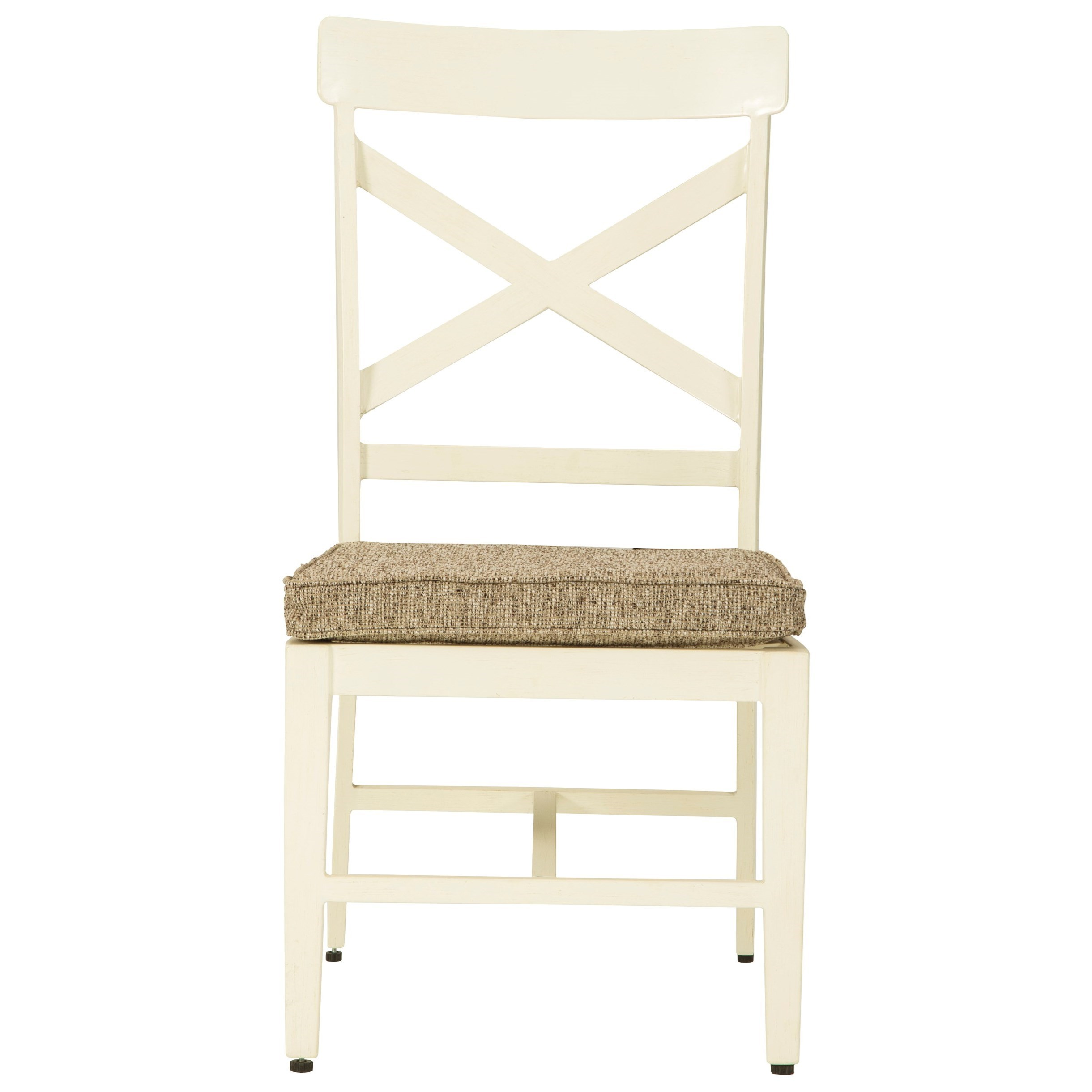 Preston Bay Set of 2 Chairs with Cushions by Signature at Walker's Furniture
