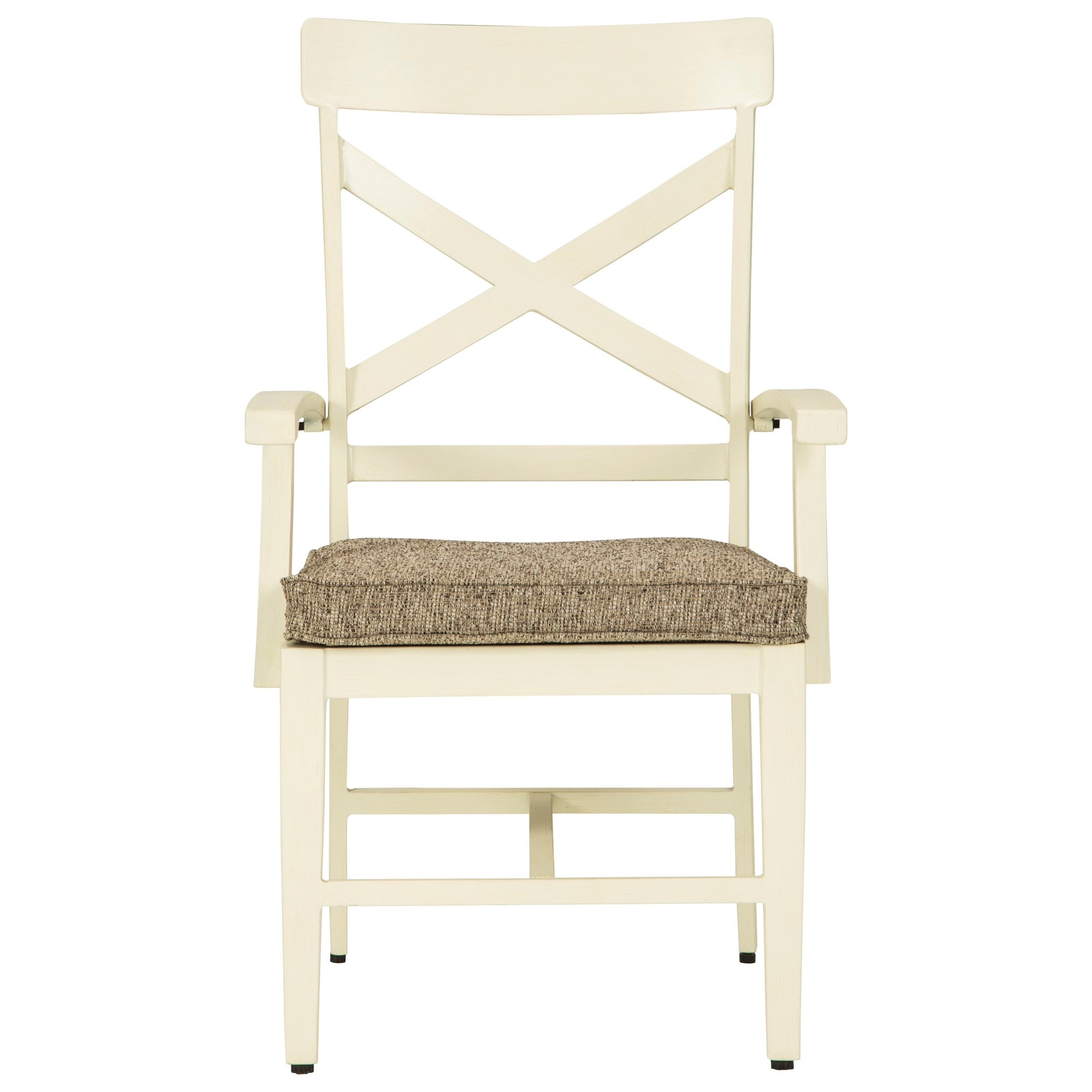 Preston Bay Arm Chair with Cushion by Signature at Walker's Furniture