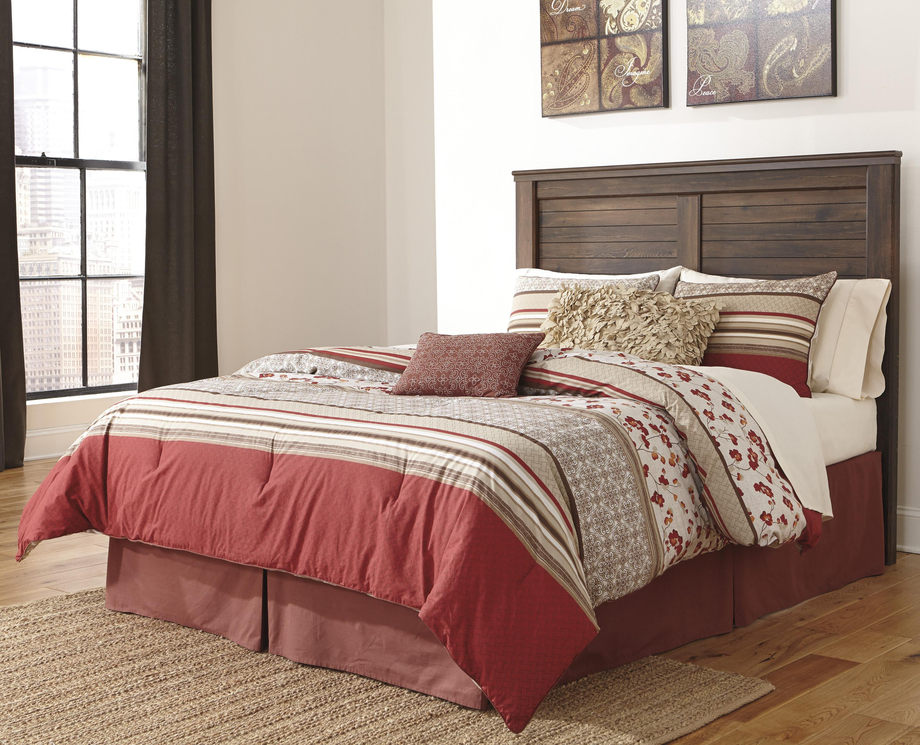 Quinden Queen Panel Headboard by Signature Design by Ashley at Value City Furniture